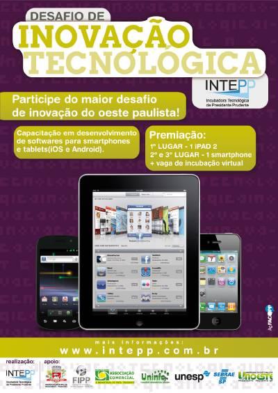 Desafio de Inovação Tecnológica - INTEPP 2011