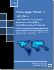 Arquitetura de Soluções 2009