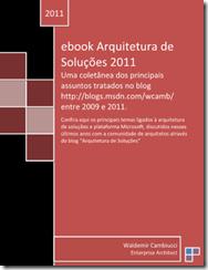 Arquitetura de soluções 2011