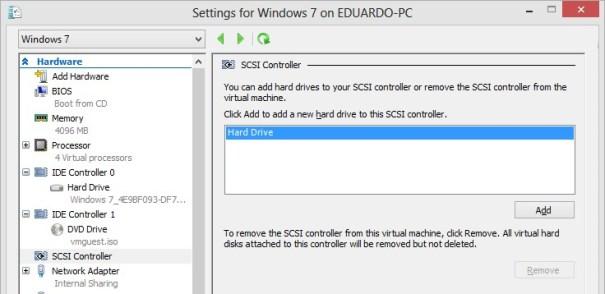 Configuracoes-SCSI-Hyper-V