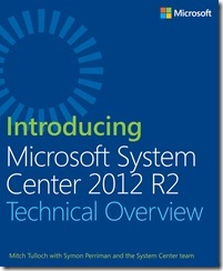 System Center 2012 R2