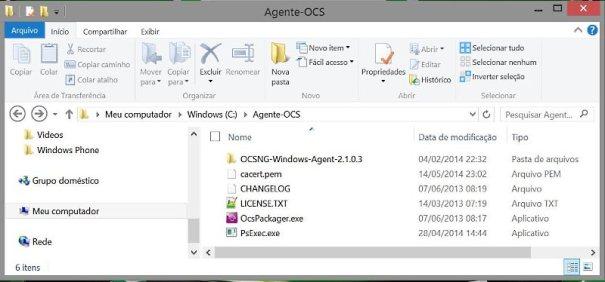 ocs-packager-organizacao-diretorio