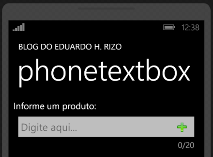phonetextbox