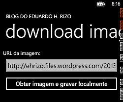 download-imagem-gravar-local
